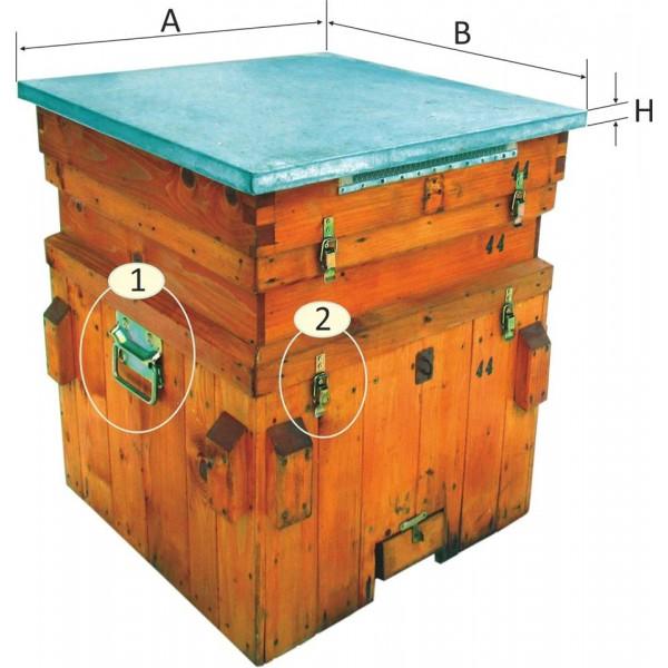 31. Feronerii pentru stupi albine