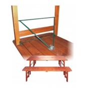 Feronerie pentru seturi de bere cu picioare din lemn (1)