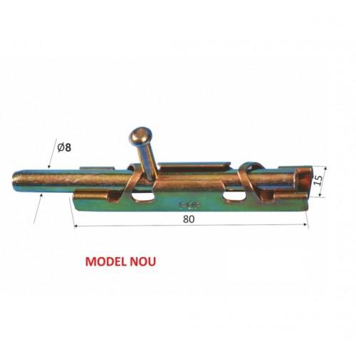 Zavor cu tija cilindrica 1-15-50C-80