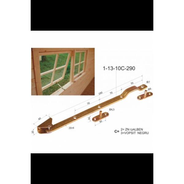 13. Blocatoare pentru ferestre batante