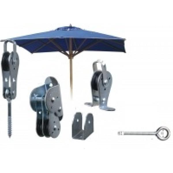 29. Feronerii pentru umbrele de gradina